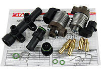 Газовые форсунки AC STAG W031-2 BFC 2 цилиндра, фото 1