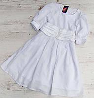 Детское платье 122-146 Снежинка, фото 1