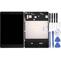 Дисплей для Asus ZenPad 3S 10 Z500M с тачскрином и рамкой черный Оригинал (проверен)