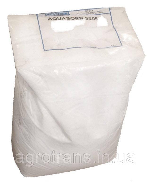 Гидрогель для растений, Суперабсорбент, Аквасорб, Aquasorb 3005 KB, SNF FLOERGER, 25КГ
