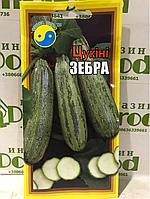 """КАБАЧОК-ЦУКІНІ ЗЕБРА ТМ """"Флора Плюс"""" 3г"""