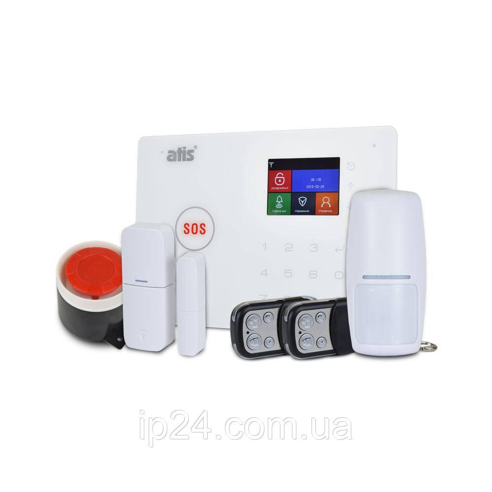 ATIS Kit GSM+WiFi 130 комплект беспроводной GSM и Wi-Fi сигнализации