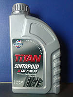 Трансмиссионное масло FUCHS TITAN SINTOPOID LS SAE 75W-90 (1л.)