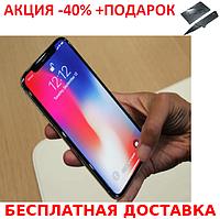 Мобильный телефон Apple iPhone X 256GB 5.8 дюйма качественная реплика + нож- визитка, фото 1