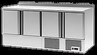 Стол холодильный Polair TMi4-G четырехдверный с нижним агрегатом