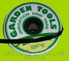 Лента капельного полива GARDEN TOOLS 0,15мм 6mils/10см 500м.