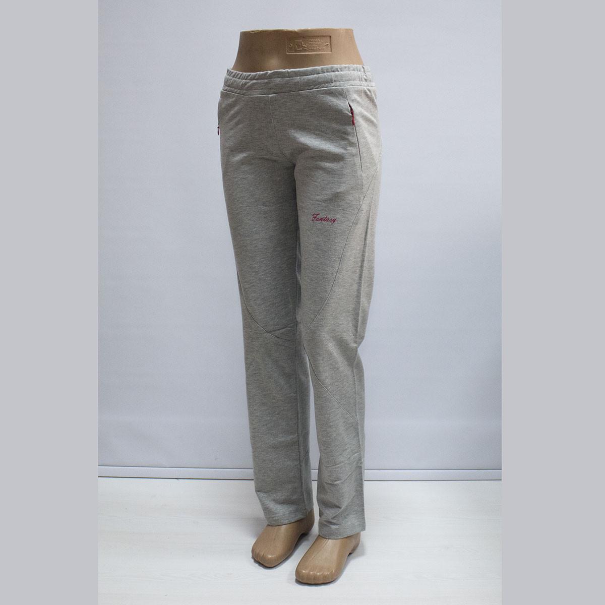 Женские спортивные штаны трикотаж фабрика Турция 19407