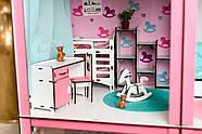 Набор текстиля для кукольного домика NestWood Люкс Мини для Барби (tb001), фото 2