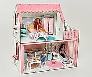 Набор текстиля для кукольного домика NestWood Люкс Мини для Барби (tb001), фото 3