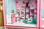 Набор текстиля для кукольного домика NestWood Люкс Плюс для Барби (tb002), фото 2
