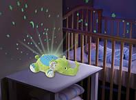 Ночник проектор слоник Эдди Summer Infant Slumber Buddies Projection and Melodies Soother, Eddie The Elephant