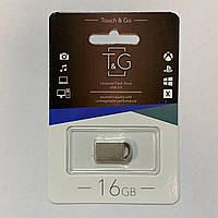 USB флеш 16 Гб T&G 107 silver
