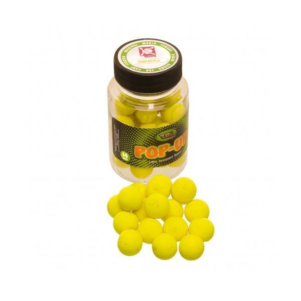 Бойлы Texnokarp Pop- Up Pineapple 10мм 25гр 70428