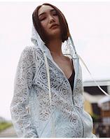 Женский нежно-голубой прогулочный костюм Suavite, фото 1