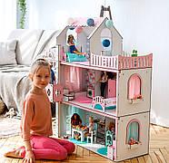 Набор текстиля для кукольного домика NestWood Люкс Плюс для Барби (tb002), фото 3