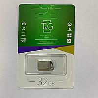 USB флеш 32 Гб T&G 107 silver