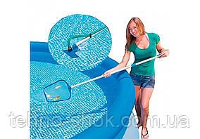 Intex 28002, набор для очистки дна и верхнего слоя воды в бассейне