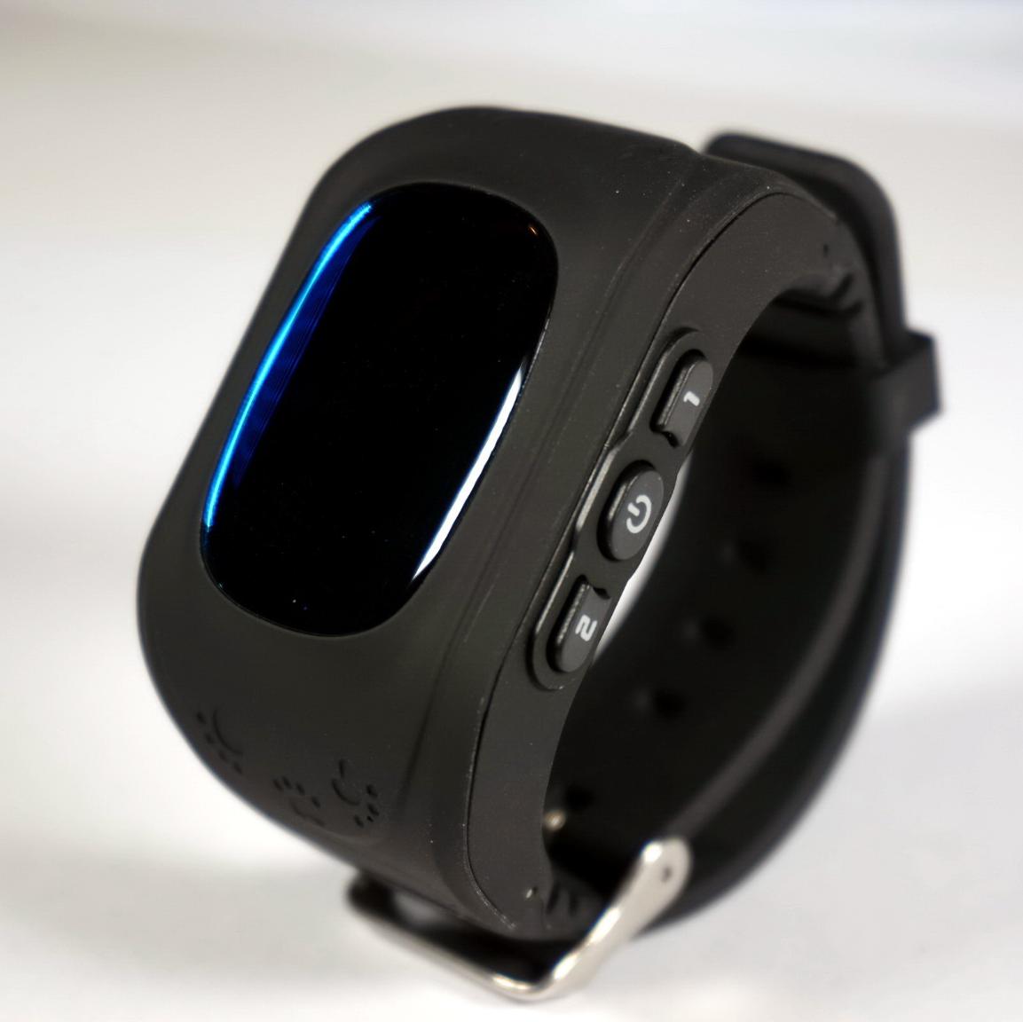 Смарт-часы Smart Baby Watch Q50 Black