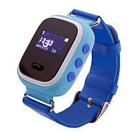 Смарт-часы Smart Baby Watch Q60S Blue, фото 1