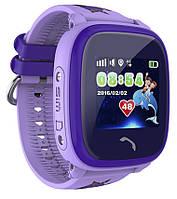 Смарт-часы Smart Baby Watch Q300S Purple