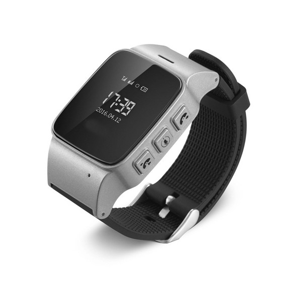 Смарт-часы Smart Baby Watch D99 Silver