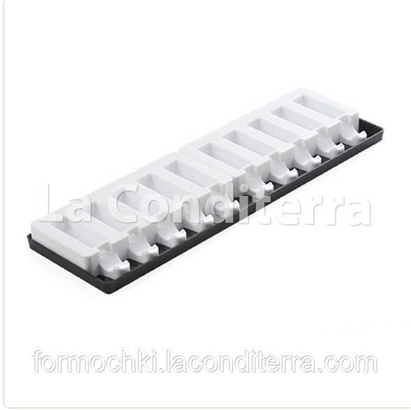 Силиконовые формы для десертов SILIKOMART MINI STICK PICK MST03 (10 ячеек, объем=220 мл)