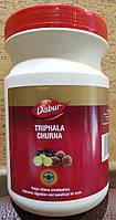 Трифала Чурна Дабур 500 гр Triphala churna Dabur - мощное и стойкое воздействие на организм, порошок
