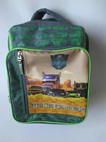 Школьные рюкзаки с машинками., фото 1