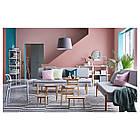 IKEA YPPERLIG Стеллаж, светло-серый, береза  (403.465.75), фото 4