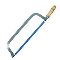 Ножовка по металлу 300мм (деревянная рукоятка)