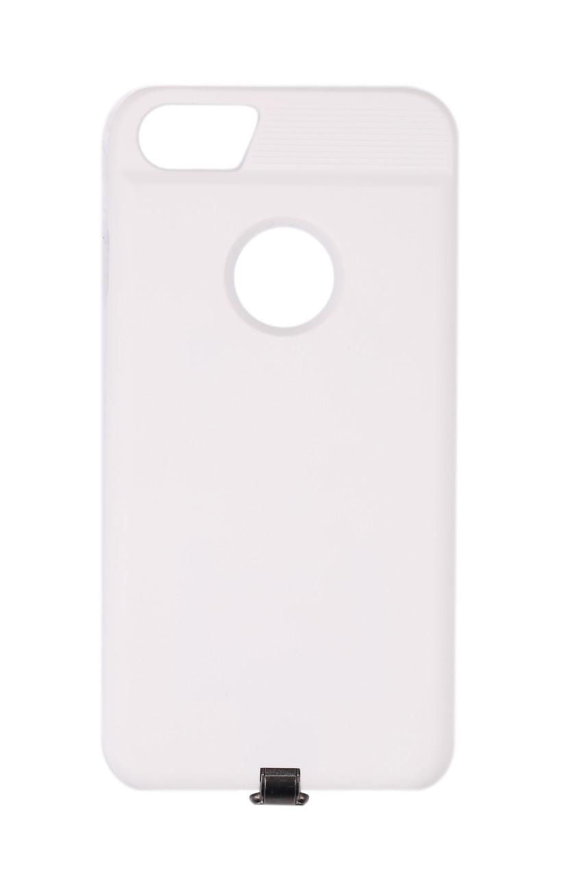 Чехол адаптер DERZHAK Iphone 6 Plus/6S Plus/7 Plus Белый