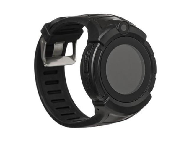 Детские часы-телефон с GPS WONLEX Q610S Black