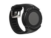 Детские часы-телефон с GPS WONLEX Q610S Black, фото 1