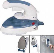 Паровой утюг-щетка Ручной отпариватель Steam Brush паровая щетка утюг Паровой утюг для вертикальной глажки, фото 3