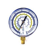 Мановакуумметр ВL  R-22,134,410,407 D 80мм VALUE (низкое давление)