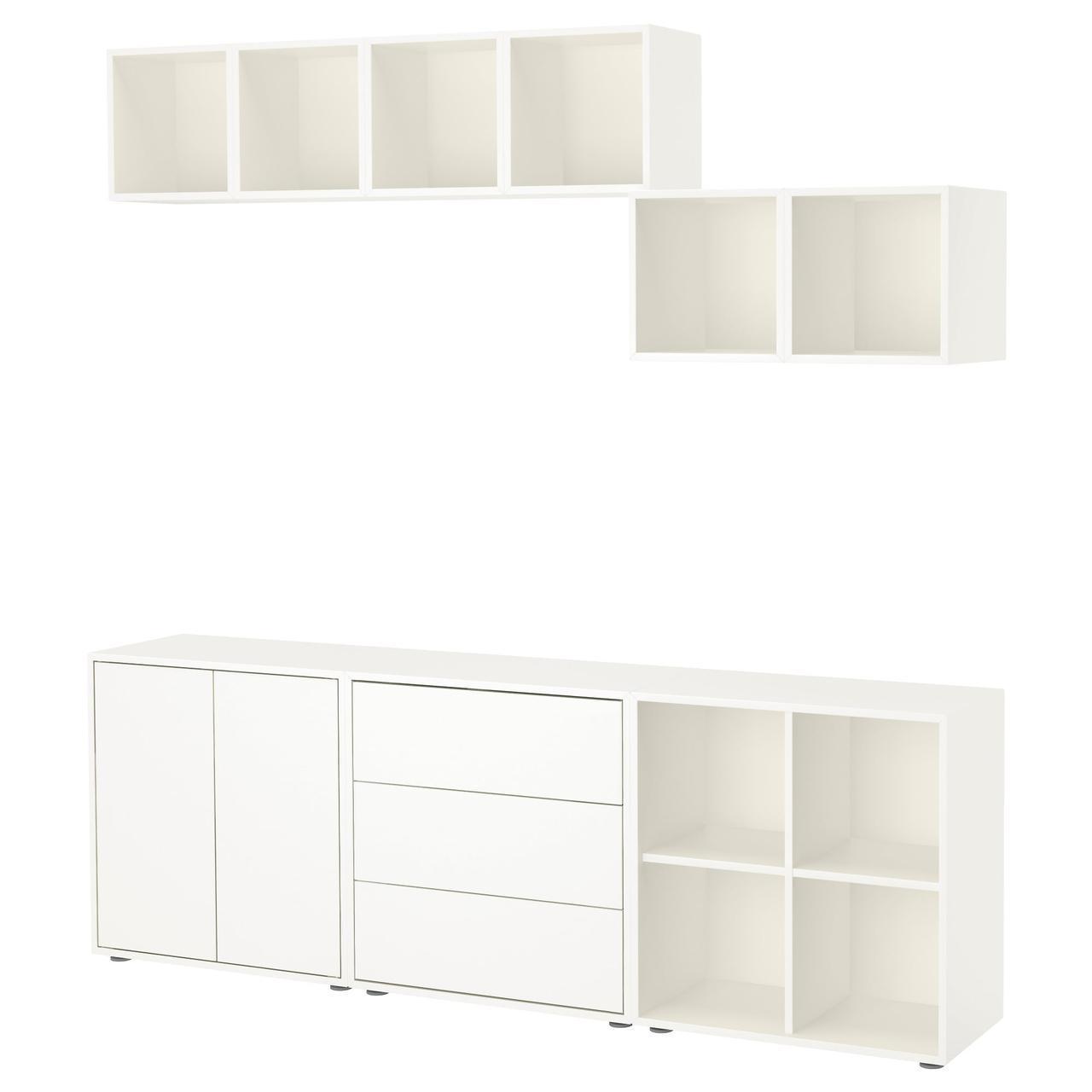 IKEA EKET Стеллаж, белый  (291.894.78)