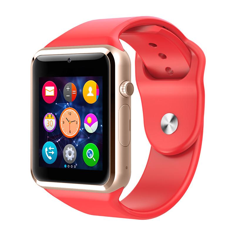 Смарт-часы Smart Watch A1 Original Red