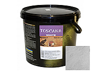 Декоративная штукатурка Эльф-Декор Toscana White 15кг