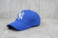 Кепка бейсболка New York Yankees Branson (синий)