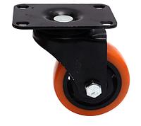Колесо оранжевое, на подшипниках D = 40 мм.
