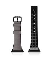 Ремешок Patchworks Air Strap для Apple Watch 38 mm Серый (PS3802)