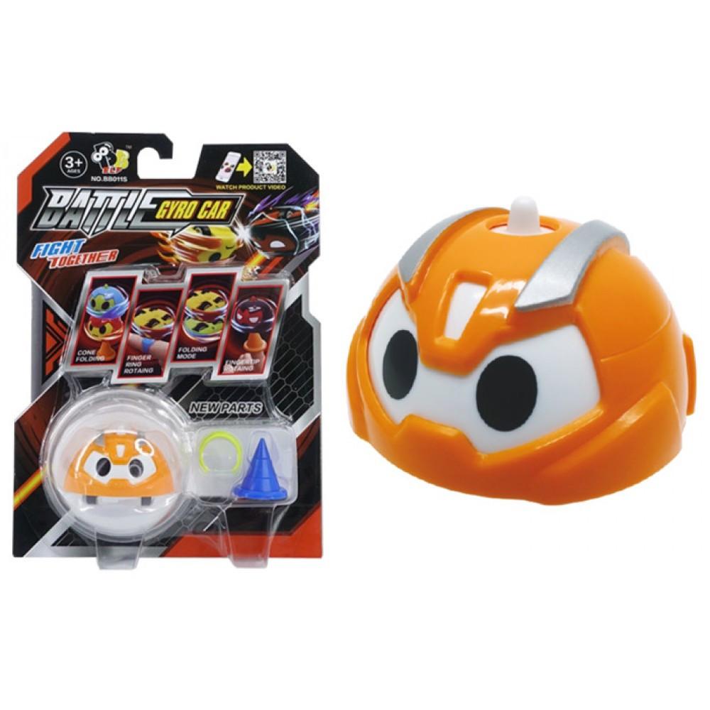Игровой набор Battle Gyro Car Оригинал Orange