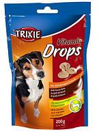 Trixie Vitamin Drops дропсы для собак со вкусом бекона