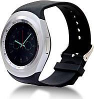 Смарт часы Y1S Серебряные ОПТОМ, фото 1