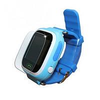 Защитное стекло для детских умных часов Smart Watch Q90/Q100 диагональ экрана 1.22 дюйма, фото 1