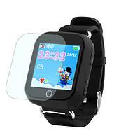 Защитное стекло для детских умных часов Smart Watch Q100/Q750 диагональ экрана 1.54 дюйма, фото 1