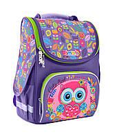 Рюкзак для девочки 555896 smart каркасный