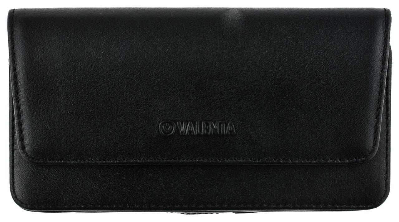 Чехол на пояс Valenta для смартфонов 5 - 5.1 Черный (С-401/SG5)