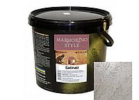 Известковая венецианская штукатурка Эльф-Декор Marmorino Style Satinati 15кг