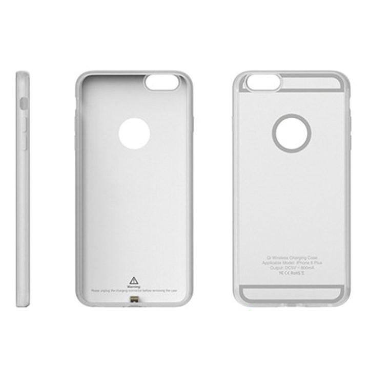 Чехол со встроенным ресивером для iPhone 7 Ytech Silver